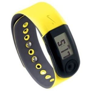 Nike + Sportband watch with foot tracker